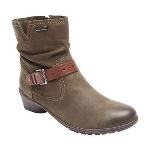 Rockport cobb Hill Riley booties